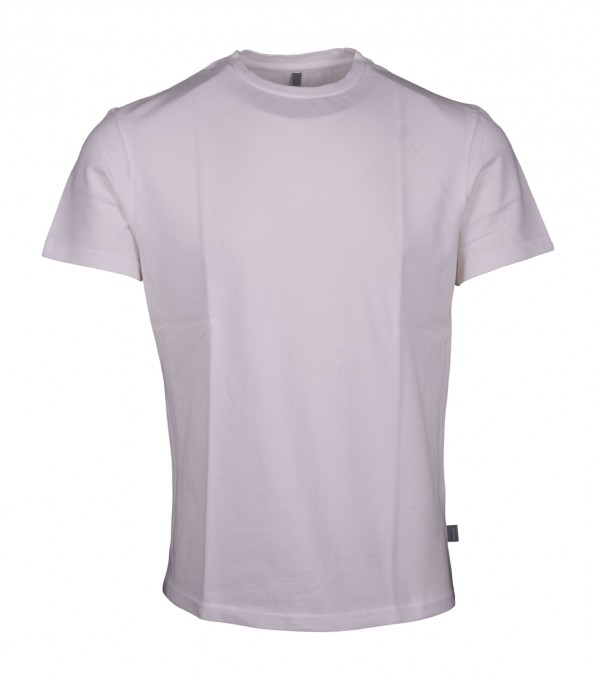 04651/ A trip in a bag Herren T-Shirt weiß