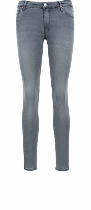 Adriano Goldschmied Damen Jeans Prima gylt grau