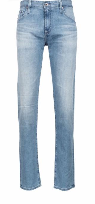 Adriano Goldschmied Herren Jeans Tellis hellblau