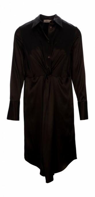 Aglini Kleid Abi 003 schwarz
