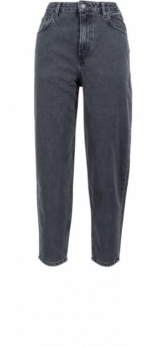 American Vintage Damen Jeans Yopday anthrazit