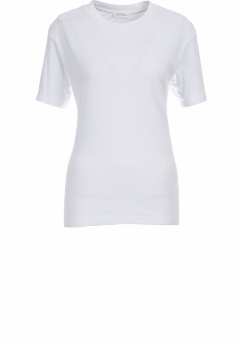 American Vintage Damen Shirt Bedbrid weiß