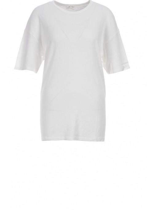 American Vintage Damen Shirt Gabyshoo weiß
