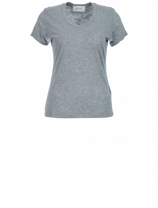 American Vintage Damen T-Shirt Jacksonville grau