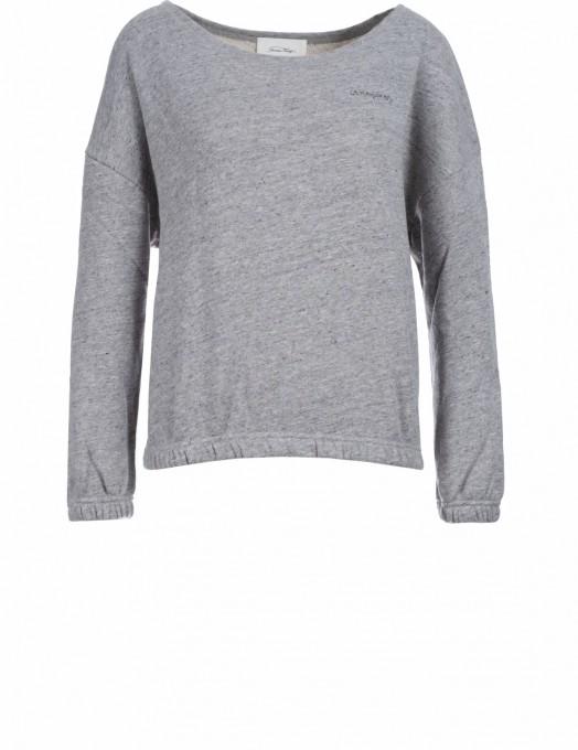 American Vintage sweatshirt grau