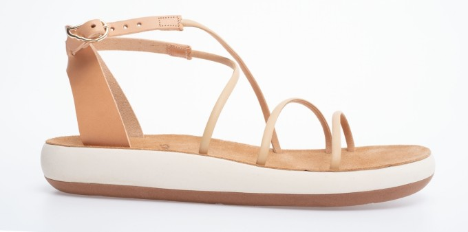 Ancient Greek Sandals Damen Sandale Anastasia comfort natural