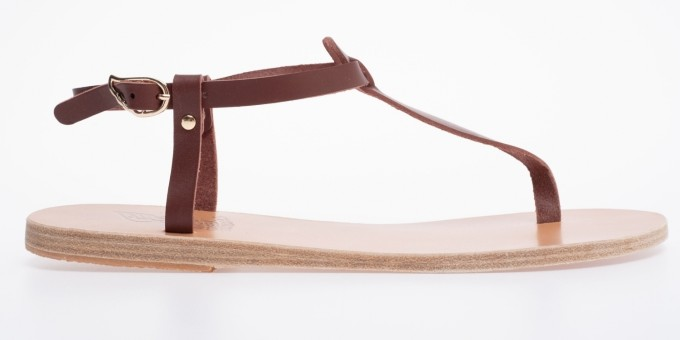 Ancient Greek Sandals sandale braun