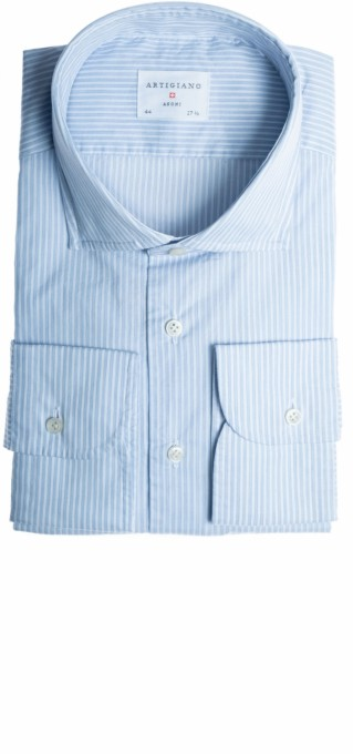 Artigiano hemd weiß