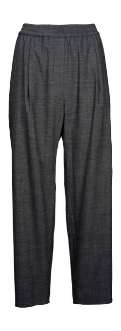 Aspesi Damen Hose aus Schurwolle grau