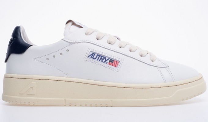 Autry Damen Sneaker Dallas weiß