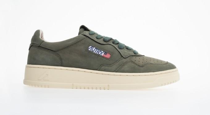 Autry Herren Sneaker Dallas Green Leather