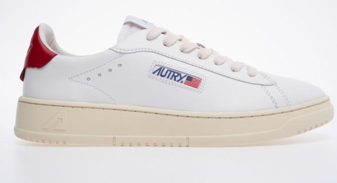 Autry Herren Sneaker Dallas red/white
