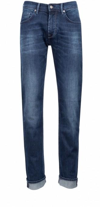 Baldessarini Herren Jeans Jack blau