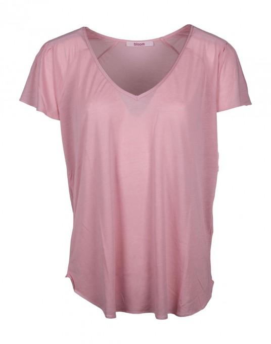 bloom Damen T-Shirt Blossom rosé