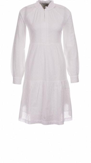 bloom kleid weiß
