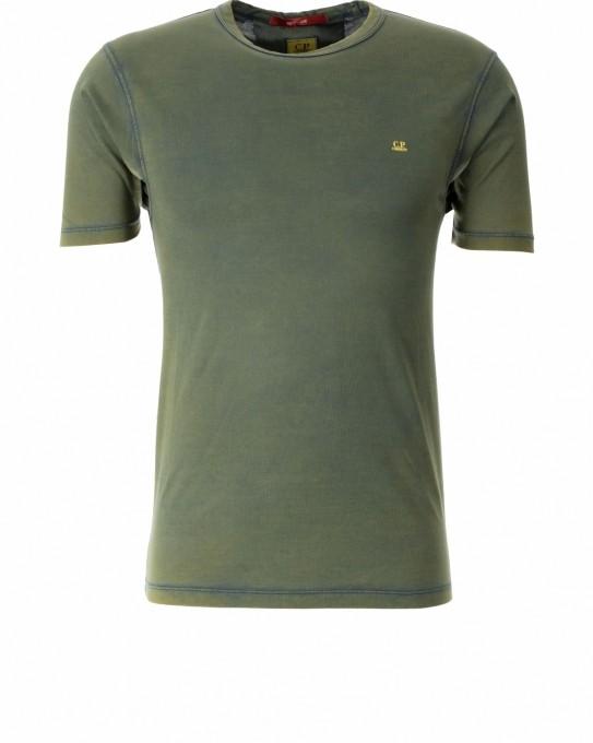 C.P. Company Herren T-Shirt MTS202 cypress olive