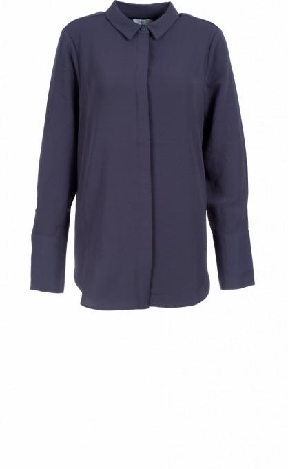 CLOSED bluse blau