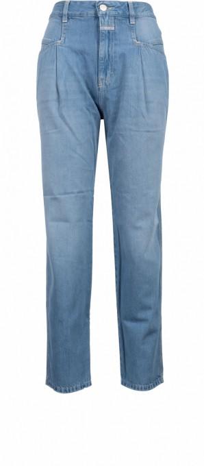 CLOSED Damen Jeans A Better Blue Pearl blau