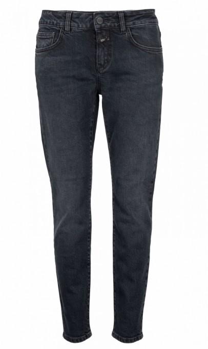 CLOSED Damen Jeans Baker Soft Stretch grau