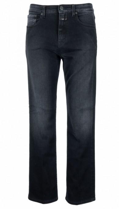 CLOSED Damen Jeans Baylin Soft Stretch grau