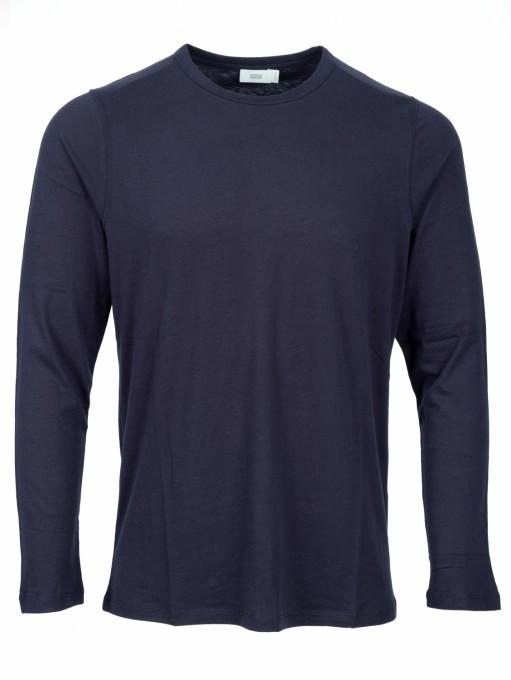 CLOSED Herren Longsleeve 85482 Kaschmir dark blue