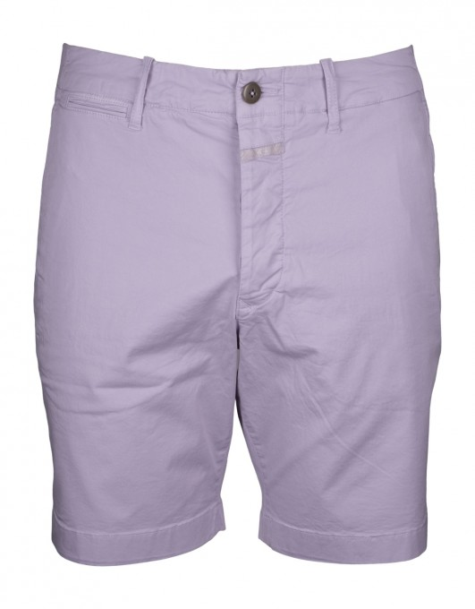CLOSED Herren Shorts Atelier 82074 violett