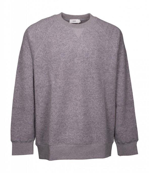 CLOSED Herren Sweatshirt 85129 heather grey