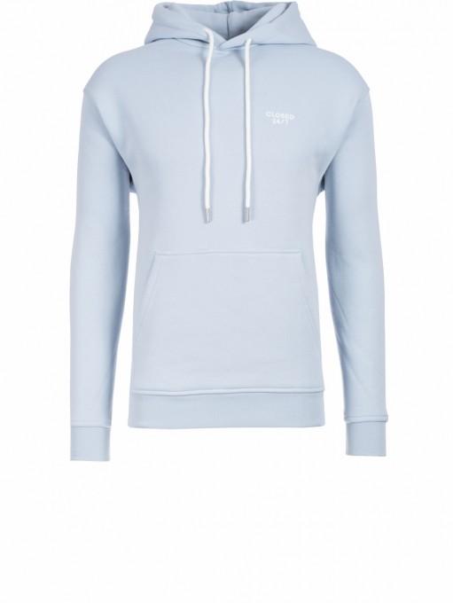CLOSED hoodie hellblau