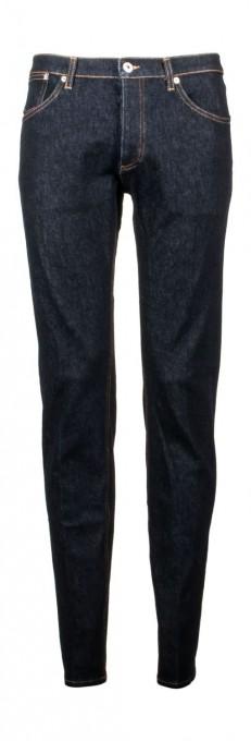 Jeans UP496 blau