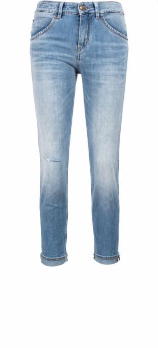 Drykorn Damen Jeans Like hellblau