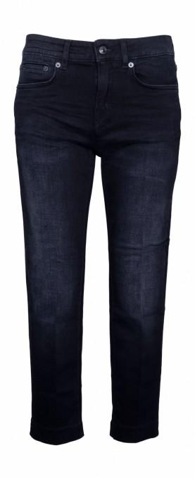 Drykorn Damen Jeans Pass schwarz