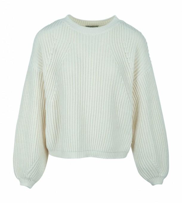 Drykorn Damen Pullover Rojana creme