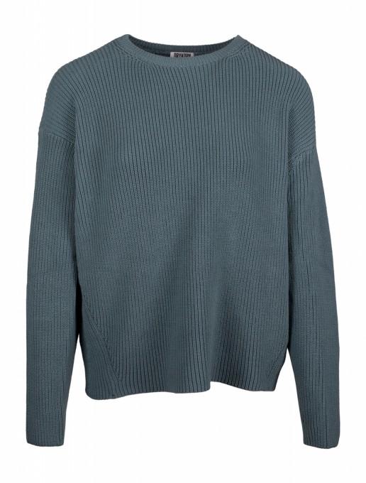 Drykorn Damen Pullover Timira grün