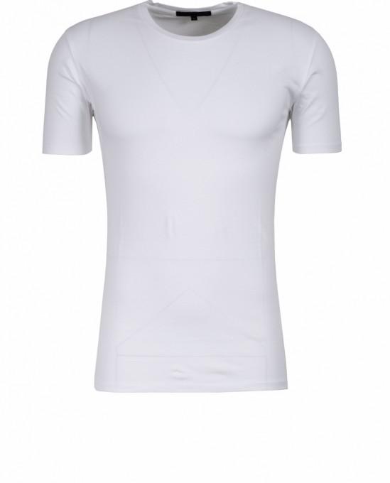 Drykorn Herren T-Shirt Carlo weiß