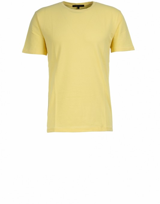 Drykorn Herren T-Shirt Samuel gelb