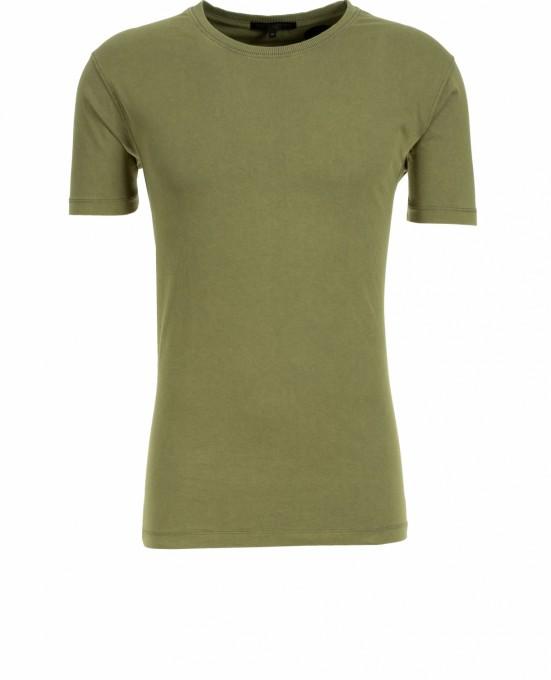 Drykorn Herren T-Shirt Samuel oliv
