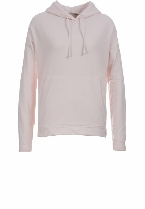 Drykorn hoodie rosé