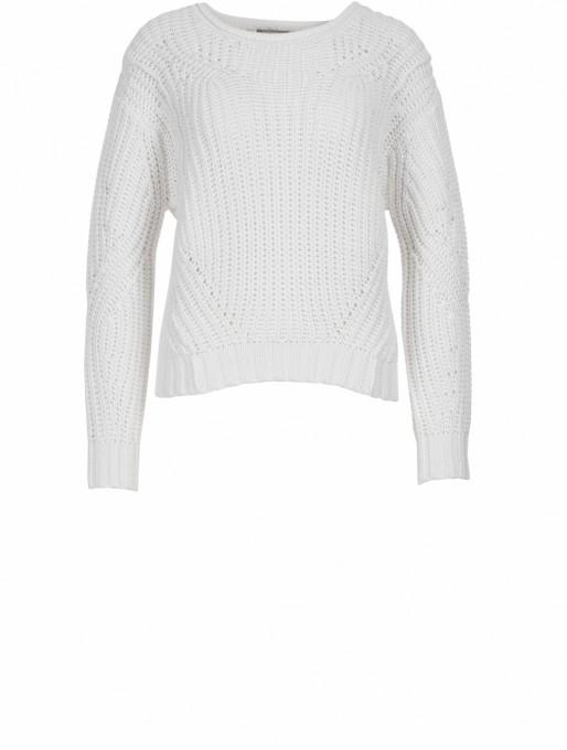 Hemisphere pullover weiß