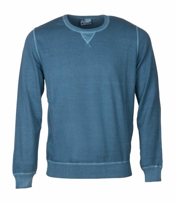 Heritage Pullover blau Heritage