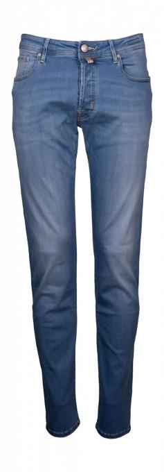 Jacob Cohen Herren Jeans J688 Comfort Fit hellblau