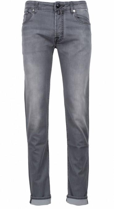 Jacob Cohen Herren Jeans J688 comfort fit grau