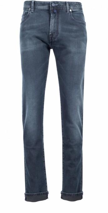 Jacob Cohen Herren Jeans UQM 09 blau