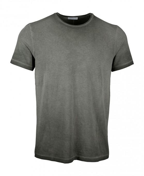 Kiefermann Herren T-Shirt Robin sea spray oliv