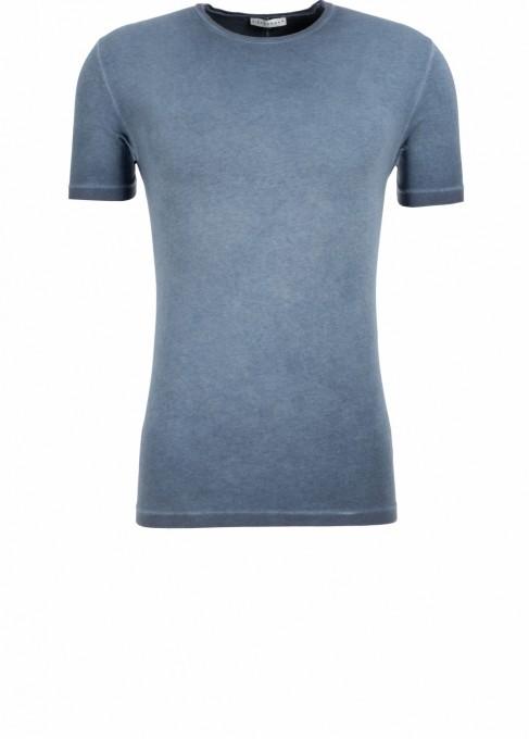 Kiefermann shirt blau