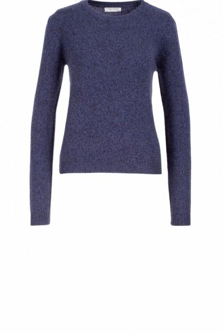 Majestic pullover blau