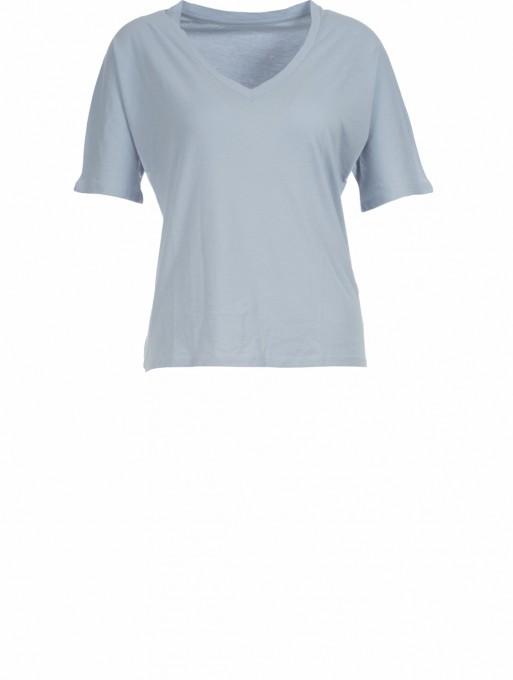 Majestic shirt hellblau