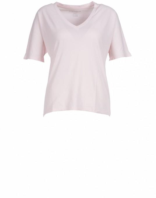 Majestic shirt rosé