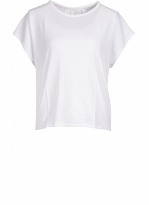 Majestic shirt weiß