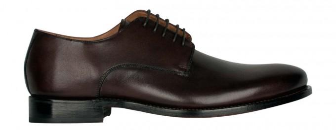 Prime Shoes GmbH Herren Schnürer Roma braun