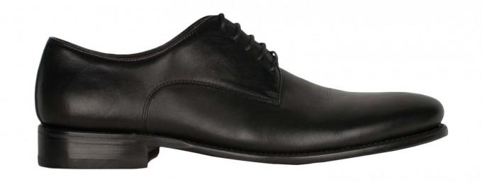 Prime Shoes GmbH Herren Schnürer Roma schwarz